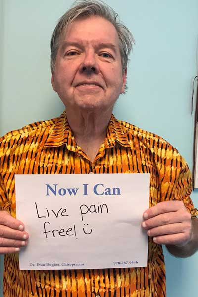 Live Pain Free